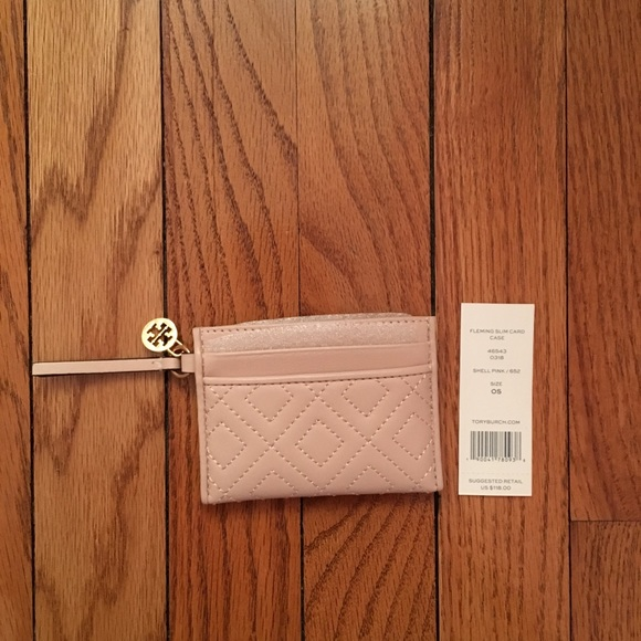 46b0865497d Tory Burch Fleming Card Case